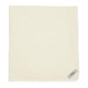 My Blankee Cotton Swaddle Baby Blanket, Cream, 120cm X 120cm