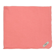 My Blankee Cotton Swaddle Baby Blanket, Coral, 120cm X 120cm