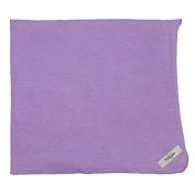 My Blankee Cotton Swaddle Baby Blanket, Purple, 120cm X 120cm