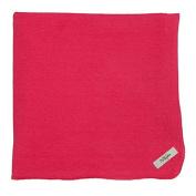 My Blankee Cotton Swaddle Baby Blanket, Raspberry, 120cm X 120cm