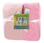 Baby & U Super Soft Crib Sheets