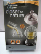 Ttommee Tippee Closer to Nature Milk Powder Dispensers 0m+ Bpaommee Tippee Closer to Nature Bottle Feeding Starter Set 0m+ Bpa Free