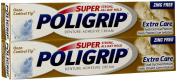 Super Poligrip Extra Care Denture Adhesive Cream with Poliseal - 70ml - 2 pk