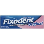Fixodent Denture Adhesives Cream, Original - 40ml