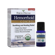 Wholesale Forces of Nature Organic Hemorrhoid Control - 11 ml, [Health & Beauty, Homoeopathic Remedies]