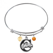 Campbell Fighting Camels Adustable Bangle Cutout Bracelet
