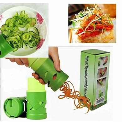 Vegetable Fruit Twister Vegetable Spiralizer