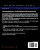 Google Hacking for Penetration Testers 2e