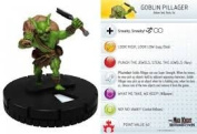 Mage Knight Heroclix - Goblin Pillager