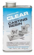 Castin'Craft Clear Polyester Casting Resin - Pint, Polyester Casting Resin