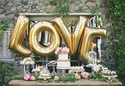 Love 100cm Foil Balloon