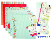 Baby Boy Page Kit By Deja Views