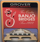 Grover Acousticraft Tenor Banjo Bridge #91 5/8