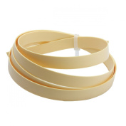 1.5m Guitar Binding Purling Strip 15mm x 2mm Body Project Yellow