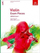 Violin Exam Pieces 2016-2019, ABRSM Grade 1, Part