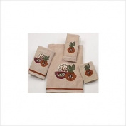 Avanti Sun Valley Hand Towel, Linen