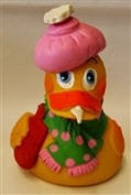 Flu Duck Latex Rubber Duck From Lanco Ducks