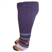 EBI & EBI - Tights with socks girls purple