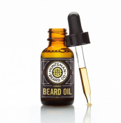 Beard Oil, ForestTM Blend, All Natural - 7 Premium Oils Blended Into a Mouth Watering Concoction - Guaranteed to Soften Your Beard and Give it a Healthy Shine
