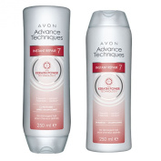 Avon Advance Techniques Instant Repair 7 250ml Conditioner & 250ml Shampoo with Keratin Power Technology 250 ml
