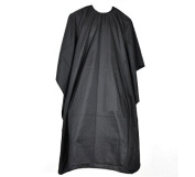Homgaty Black Adult Salon Hair Cut Hairdressing Barbers Cape Gown