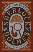 Complete Sherlock Holmes (Barnes & Noble Omnibus Leatherbound Classics)