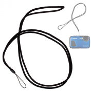 DURAGADGET Hardwearing Adjustable Neck Carrying Strap For Canon Powershot D30 & Powershot SX700 HS Compact Cameras