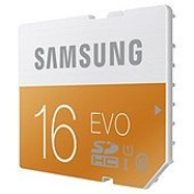 for for for for for for Samsung Evo UHS-1 SDHC Memory Card 16GB