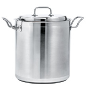 Norpro KRONA 11.4l Stainless Steel Stock Pot with Lid