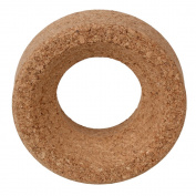 Laboratory Synthetic Cork Stand Ring For Round / Flat Bottom Flasks Holds 150ml - 250ml 100mm Dia