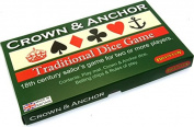Crown & Anchor - traditional dice game