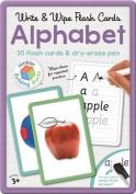 Alphabet Building Blocks Flashcards in Large Tin (UK)