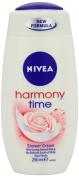 Nivea Harmony Time Shower Gel, 250 ml - Pack of 6