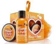 I Love Mango & Papaya Mini Box Of Love