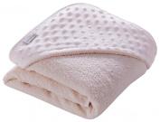 Clair de Lune Dimple Hooded Towel