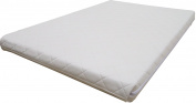 Mother Nurture 95X65X7.5 Cm Extra Thick Deluxe Foam Travel Cot Mattress