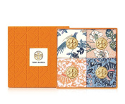Tory Burch Bath Soap Set of Four 80ml / 79.4 g Each