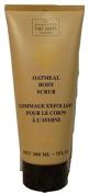 Scottish Fine Soaps Oatmeal Body Scrub - Tube 210ml