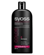 Syoss Hair Care & Colour Protecting Shampoo 500ml
