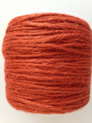 Orange Hemp Twine Cord NON-POLISHED 2mm 100M/Roll
