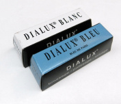 jewellers ROUGE DIALUX POLISHING COMPOUND WHITE & BLUE FOR WHITE GOLD AND SILVER