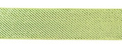 Pack of 6 Lime Green Two Tone Metallic Wired Christmas Ribbon 6.4cm x 60 yds