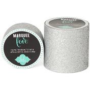 Heidi Swapp Marquee Love Washi Tape .2220cm -Silver Glitter, 3m