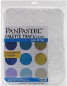 Armadillo Art & Craft 461078 PanPastel Palette Tray-20 Cavity
