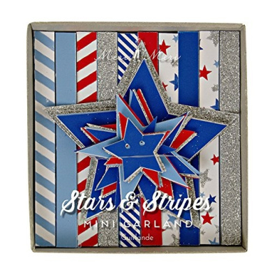 Stars & Stripes Mini Garland