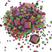 Birthday Cheer 80th Birthday Confetti