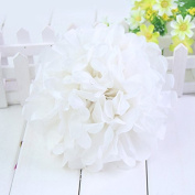 Worldoor® New Coming 12PCS Mixed Sizes White Party Tissue Paper Flower Pom Poms Pompoms Wedding Birthday Bridal Shower Party Favour Decoration