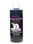 Createx Monotype Colours black 120ml [PACK OF 3 ]