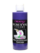 Createx Monotype Colours carbazole violet 120ml [PACK OF 3 ]
