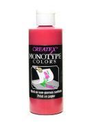 Createx Monotype Colours crimson 120ml [PACK OF 3 ]